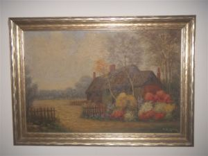 Flowered Cottage